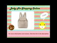 Discount Prada Vitello Daino Backpack, Light Gray (Pomice)