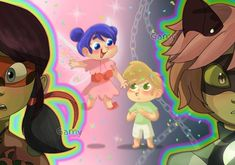 Miraculous Ladybug Fanfiction, Miraculous Ladybug Fan Art, Ladybug Comics, Miraclous Ladybug, Fanart, Lady Bug, Goblin, Miraculous Wallpaper, Marinette And Adrien