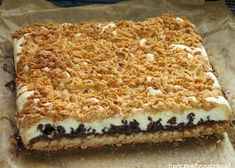 Ulubione ciasto teściowej - Burczy w brzuszku Pineapple Coconut Bread, Polish Recipes, Food Cakes, Cake Recipes, Vegetarian Recipes, Good Food, Food And Drink, Sweets, Cookies