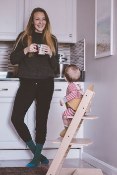 sharing our Stokke T