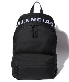 バレンシアガ BALENCIAGA のBALENCIAGA WHEEL BACKPACK  11a4e3636394a