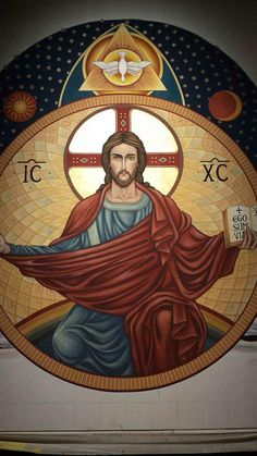 Fr Rob Clements on Religious Images, Religious Icons, Religious Art, Byzantine Icons, Byzantine Art, Christus Tattoo, Church Icon, Religion, Pictures Of Jesus Christ