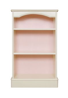 Paint the inside of the bookcases
