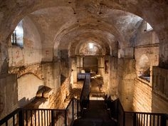 Site of Jesus' trial in Jerusalem? Herod's Palace remains 'found near Tower of David'