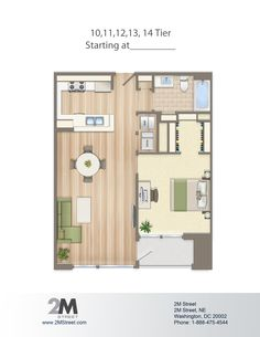 1000 images about 2m street on pinterest washington dc - 2 bedroom apartments in dc under 1000 ...