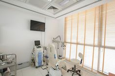 Our well equipped ENT consultation room is where patients are provided the highest quality of services in the ENT and Audiology field by our reputed ENT Specialists. — at Sultan Al Olama Medical Center.