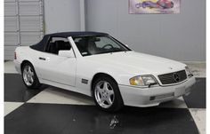0 hot rod, street rod and muscle 1995 Mercedes-Benz for sale today on Hotrodhotline Mercedes R129, Mercedes Sl500, Muscle Cars For Sale, Future Car, Hot Rods, Classic Cars, Age, Friends, Vehicles
