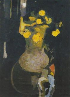 title unknown ~ oil ~ by georges braque