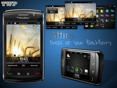 Attire – Blackberry Free Premium Themes