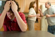 How do I deal with an alcoholic parent?