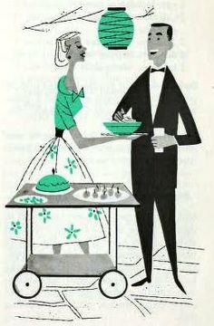 Cookbook art....