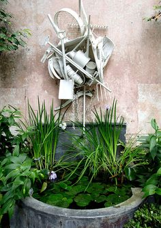 garden art England