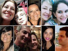 CAnadauenCE tv: Veja quem são as vítimas da chacina em festa de ré...