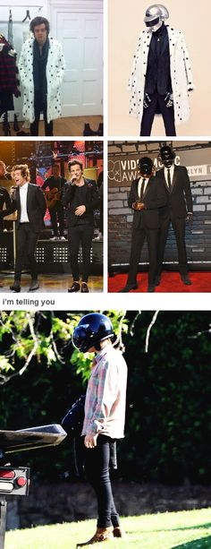 Looks like Daft Punk has got themselves a new member ;)