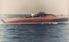 Tempo, a 44' Wooden Boat Built in 1936