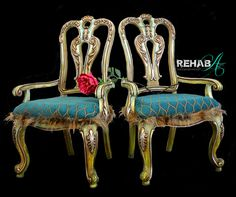 REHABArt.com by artist Susan Tuthill Fort Mill, Home Decor Store, Home Accessories, Custom Design, Chair, House Decor Shop, Home Decor Accessories, Chairs