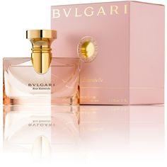Bvlgari Rose Essentielle Eau de Parfum (€120) ❤ liked on Polyvore featuring beauty products, fragrance, perfume, beauty, makeup, fragrances, accessories, filler, bulgari and eau de perfume