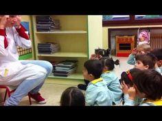Rutinas en inglés 2º E.Infantil - YouTube