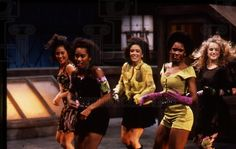 Fly Girls 90s fashion