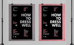 How To Dress Well