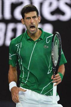 Novak Djokovic told the Australian Open crowd to 'shut the f**k up. Rod Laver, Tennis World, Social Order, Bjorn Borg, Tesla S, Tennis Stars, Australian Open, Youth Culture, Sports Stars
