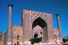 bensozia: Samarkand and Tamerlane