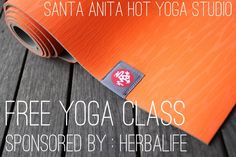 Tomorrow is our last #nationalyogamonth free class for the month of September .. Thank you to our good friends at @herbalife @herbalife24 for sponsoring the class .. (Don't forget we have two amazing workshops this weekend )  Saturday, September 26th from 2-4pm *Intensive Asana W/ Props  w/ @rhezadontchu  Sunday, September 27th from 6-8:30pm *Beyond Meditation w/ @lolalistener  RSVP on our website or call our studio  See you on the mat #namaste  #SantaAnita #Arcadia #pasadena #monrovia…
