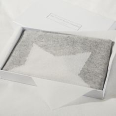 Buy Cashmere Star Baby Blanket - from The White Company