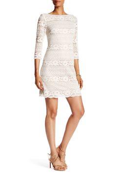 Eliza J | 3/4 Length Sleeve Sheath Dress | Nordstrom Rack