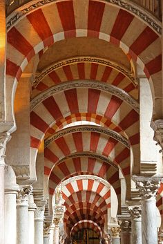 Cordoba, Spain - amazing architecture, it'll transport u back in time. @Anna Jimenez