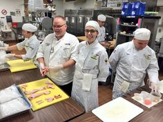 Culinary teams are busy practicing for #NPSI2016. Polaris Career Center has placed for the past 6 years!