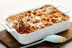 This best-loved pasta bake is a great way to incorporate whole grains into your family's diet.