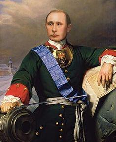 Tsar Putin