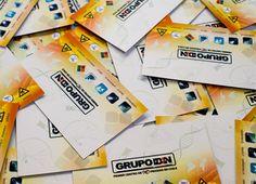 Tarjetas de presentación GrupoIDIN Diseño de las marcas Neobiotec, Ambientec, Idin, Biocl, Enercorp, Kinmed, q&aLab. www.grupoidin.cl Cards GrupoIDIN presentation design of Neobiotec , Ambientec , Idyn , BiOCI , Enercorp , Kinmed , q & Alabama brands. www.grupoidin.cl