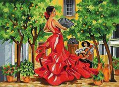 Картинки по запросу фламенко испания
