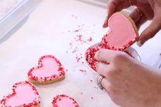 Valentine's Cookie Tutorial
