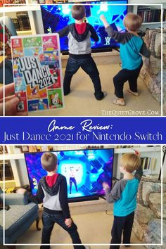 Are you looking for a fun multiplayer game for your switch that the whole family can enjoy? Then check out Just Dance 2021  #NintendoSwitchGame #GameReview Rainy Day Games, Nintendo Switch Games, Indoor Games, Just Dance, Games For Kids, Diy Tutorial, Family Travel, Lifestyle Blog, University
