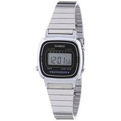 993bd7c532f9 Chollo en Amazon España  Reloj de mujer Casio LA670WEA-1EF por solo 19