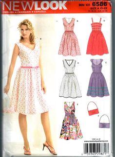 Dress Patterns $7.00