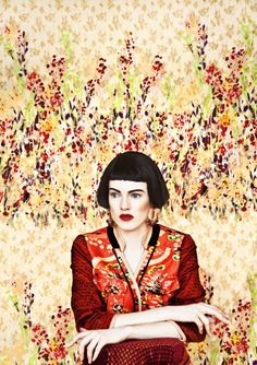 Cool and Cheap: ERIK MADIGAN HECK X ETRO ♥