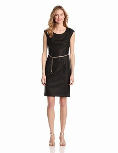 Jones New York Women's Petite Classic Dress