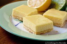 Post image for Creamy Lemon-Lime Bars