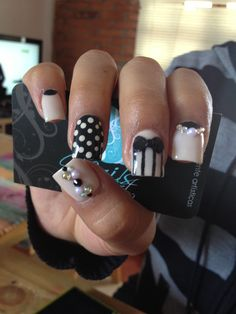 #acrylic nails #nails art #nails