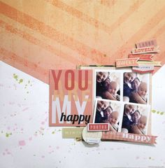 You are My Happy by padni at @studio_calico
