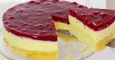 Zutaten ( für eine 26er Springform): Kuchenboden : - 2 Eier - 150 g Zucker - ½ TL Vanillepaste - 175 g Mehl - ½ Pck. ...