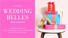 kate spade wedding belles