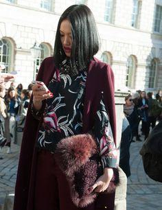 Semana de la moda de Londres, otoño-invierno 2015