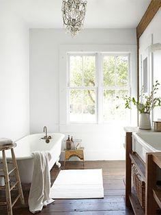 Bathroom Decorating and Design Ideas - Country Bathroom Decor - Country Living