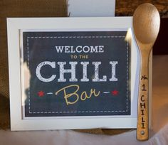 chili cook off, chili cook off party inspiration, fall party ideas, chili bar