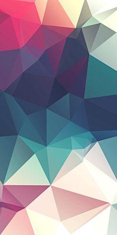Polygon Background Textures